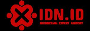 logo idn baru samping merah