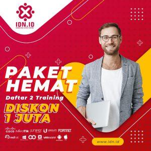 Paket Hemat Training IDN