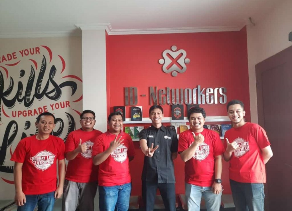 training redhat linux administration
